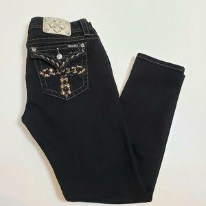 Miss Me Skinny Jean's Black